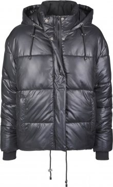 Urban Classics Zimní bunda černá
