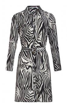 Smashed Lemon Dámské šaty 20006 Zebra S