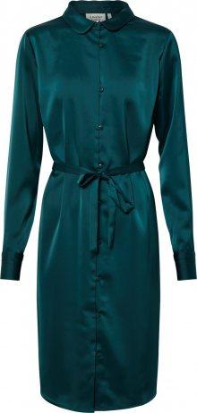 Another Label Košilové šaty \'Peck\' zelená