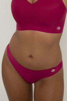 Kalhotky Dorina D01481M - barva:DOROR20/purpurová, velikost:L