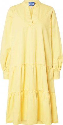 Crās Letní šaty \'Luciacras\' žlutá