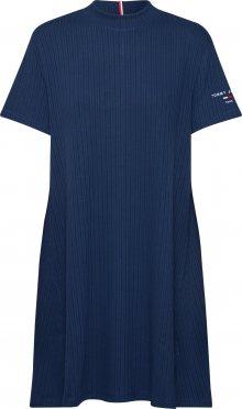 Tommy Jeans Šaty námořnická modř