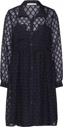 Sofie Schnoor Košilové šaty černá
