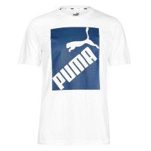 Pánské volnočasové tričko Puma