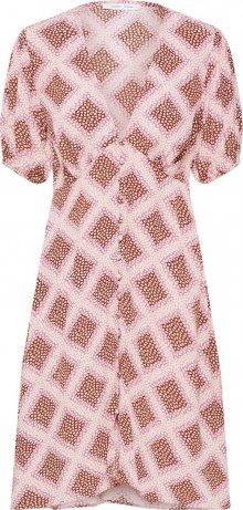 Samsoe Samsoe Letní šaty \'Petunia\' růžová / mix barev