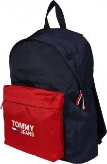 Tommy Jeans Batoh \'TJW COOL\' červená / bílá / modrá