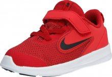 NIKE Sportovní boty \'DOWNSHIFTER 9\' červená