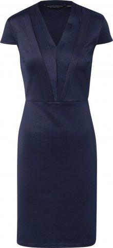 Dorothy Perkins Společenské šaty \'V NECK PENCIL\' tmavě modrá