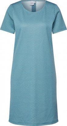 ICHI Letní šaty \'KATE SPOT\' nebeská modř