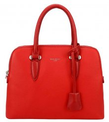 David Jones Dámská kabelka Red 6207-1