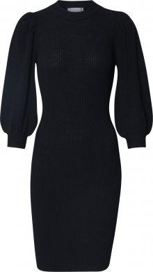 Neo Noir Šaty \'Nana\' černá