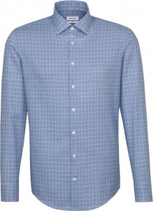 SEIDENSTICKER Košile modrá