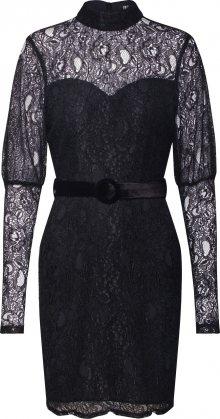 Fashion Union Společenské šaty \'MARGERINE\' černá