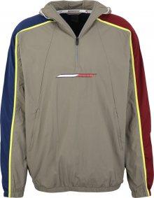Tommy Sport Sportovní bunda khaki