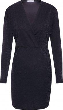 Hailys Pouzdrové šaty \'Linda\' černá