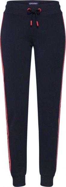 Superdry Kalhoty námořnická modř
