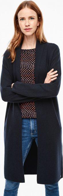 S.Oliver Kardigan modrá