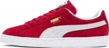PUMA Tenisky \'Suede Classic\' bílá / ohnivá červená