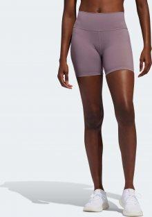 ADIDAS PERFORMANCE Sportovní kalhoty bledě fialová