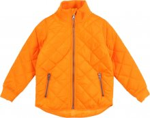 NAME IT Přechodná bunda oranžová