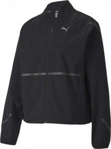 PUMA Sportovní bunda \'Runner ID\' černá