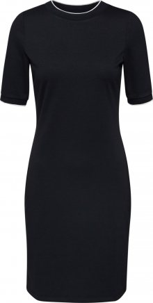 EDC BY ESPRIT Společenské šaty \'tricot dress\' černá