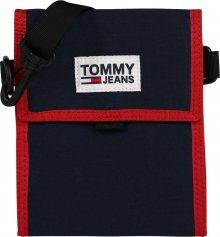 Tommy Jeans Taška přes rameno \'TJM EXPLORER POUCH\' červená / bílá / modrá