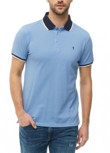 Trussardi Pánské polo triko Polo Piquet Pure Cotton  Regular Fit M