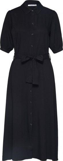 NA-KD Košilové šaty černá