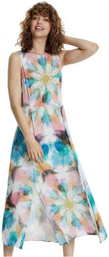 Desigual Dámské šaty Vest Fraser Tutti Fruti 20SWVW31 9019 36