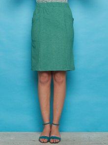Zelená sukně Tranquillo