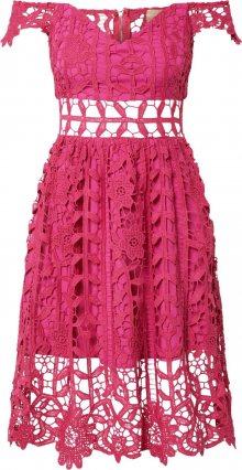 Love Triangle Šaty \'Debutante\' pink