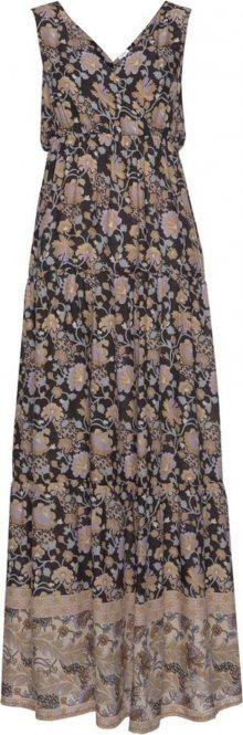LASCANA Letní šaty antracitová / mix barev