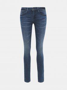 Modré dámské slim fit džíny ZOOT Mitsuko