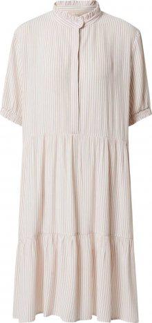 Soft Rebels Letní šaty \'Allysia\' bílá / růžová