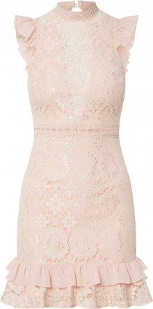 Love Triangle Společenské šaty \'Royal Gala\' tělová