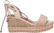 Refresh Dámské sandále Nude Textile Ladies Sandals 69682 Nude 36
