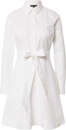 Banana Republic Košilové šaty bílá