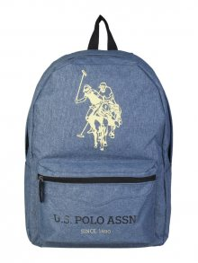 U.S. Polo ASSN. Unisex batoh BAG044-S705_JEANS