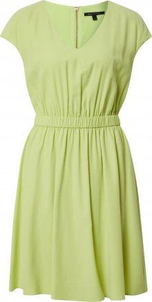 ARMANI EXCHANGE Šaty \'3HYA39\' žlutá / světle zelená