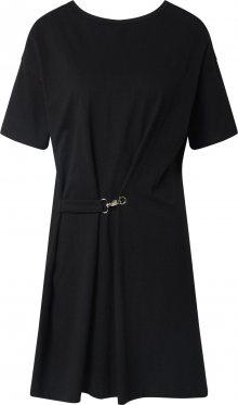 ARMANI EXCHANGE Šaty černá