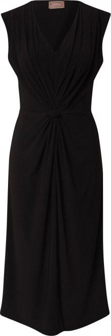 Cartoon Letní šaty černá