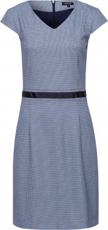 MORE & MORE Pouzdrové šaty chladná modrá