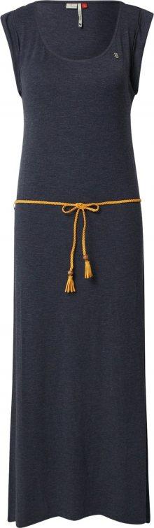 Ragwear Letní šaty \'TAG\' tmavě modrá