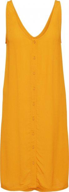 minimum Letní šaty žlutá