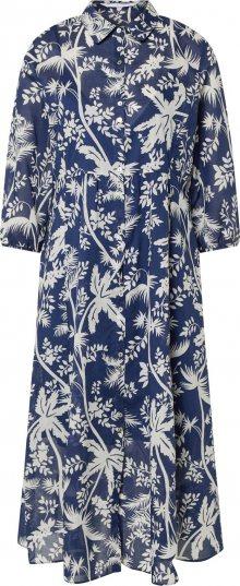 iBlues Košilové šaty \'RENO\' modrá
