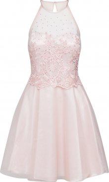 VM Vera Mont Koktejlové šaty růžová