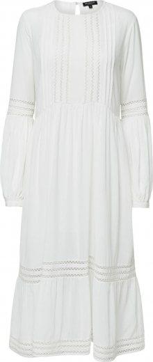 SELECTED FEMME Šaty bílá