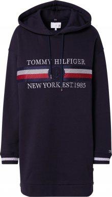 TOMMY HILFIGER Šaty noční modrá