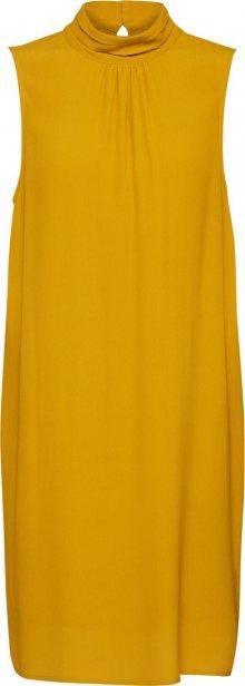 Pop Copenhagen Šaty žlutá